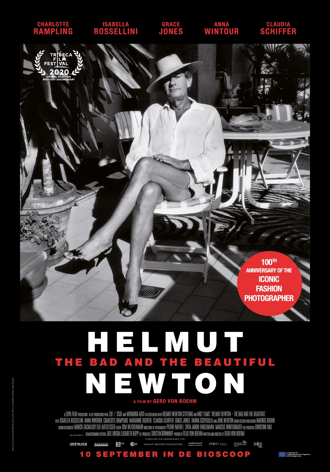 Helmut Newton: The Bad and the...